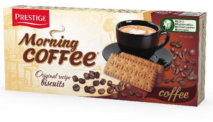 MORNING COFFEE unctd. biscuits Coffee 156g