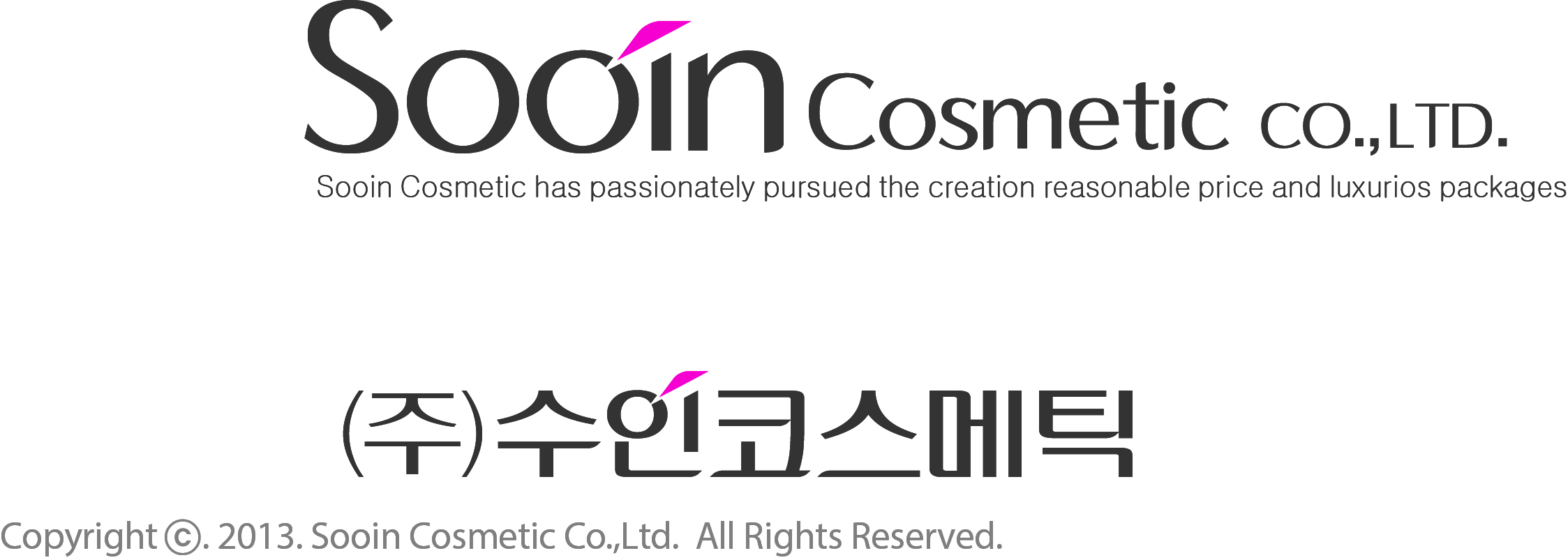 Sooin Cosmetic Co., Ltd.
