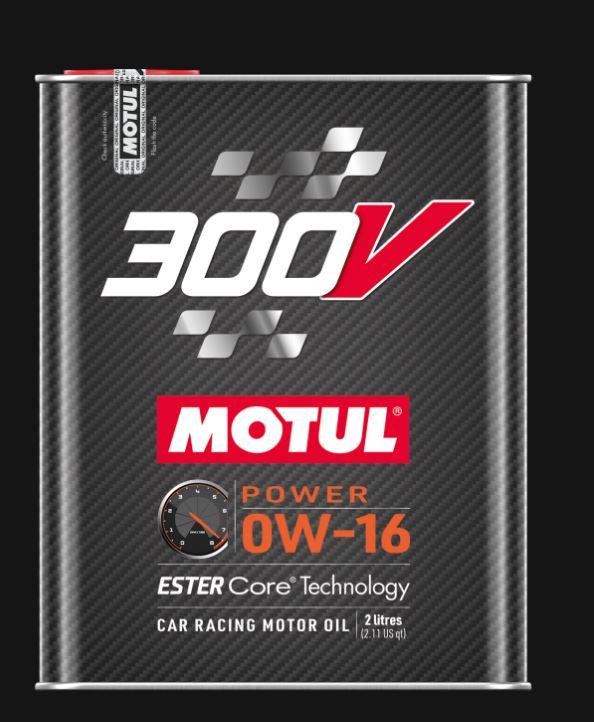 Motul 300V power 0W-16