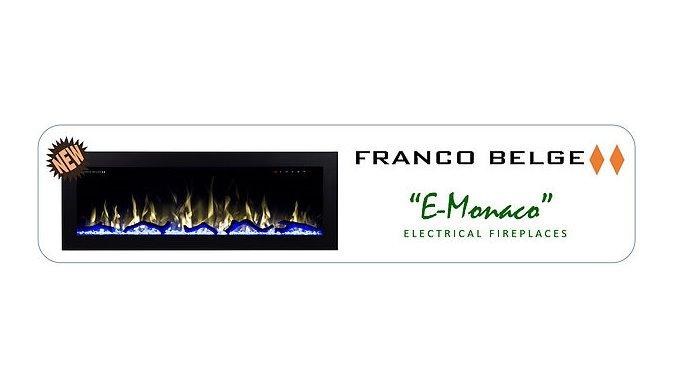E-monaco electrische haard
