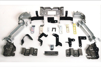 Projection Weld Bracket (Press product)