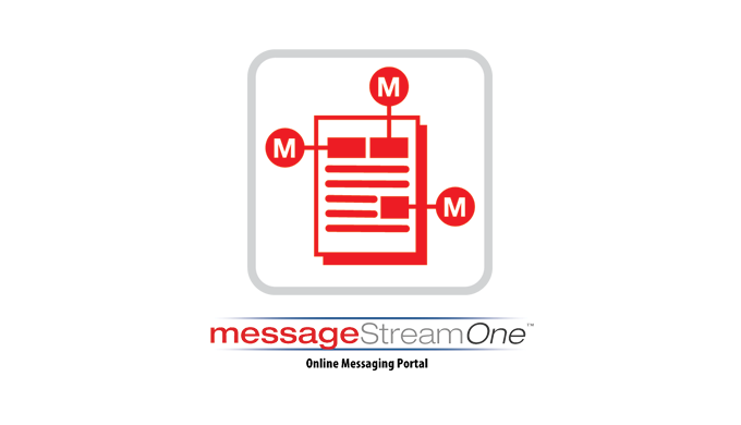 messageStreamOne lets you take real-time control over your documents: personalize on-page messaging ...