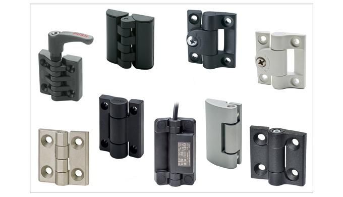 Elesa are pleased to announce that their broad range of hinges and connection products is continuall...