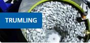KMC erbjuder det bredaste utbudet av trumlingsutrustningar på marknaden. Allt från mindre rundvibrat...