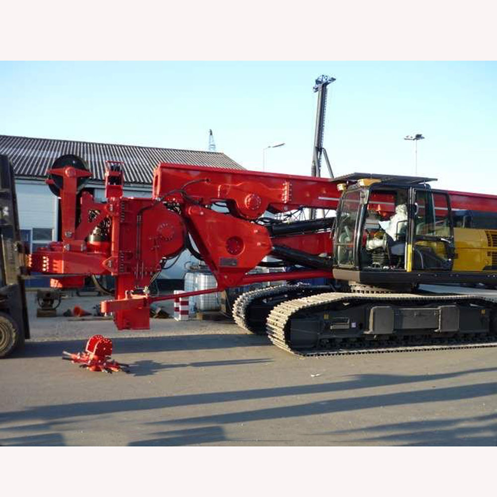 Classic model: SR250 is an equipment used in medium and small-sized bored piles of civil engineering...