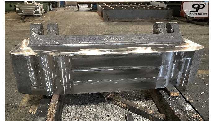 machining steel parts for machine