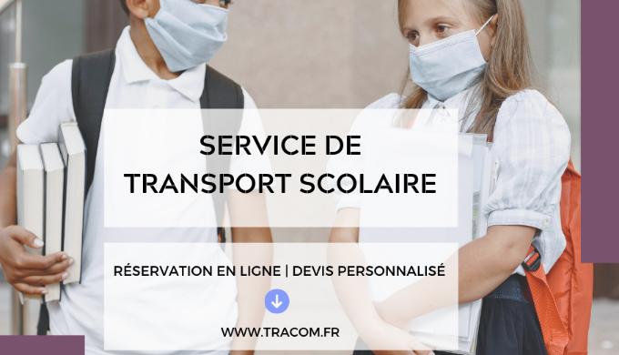 Découvrez l'entreprise Tracom SAS - www.tracom.fr - société spécialisée dans le transport scolaire. ...