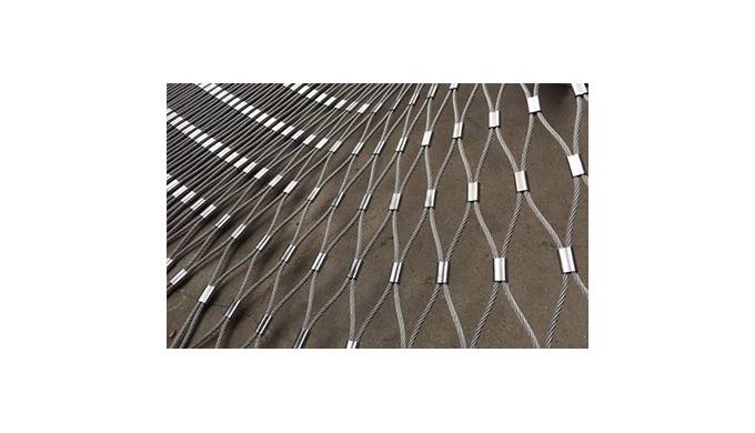 Les filets en acier inoxydable sont des types de filet les plus solides et les plus durables actuell...