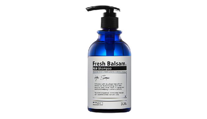Fresh Balsam Hair Shampoo