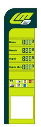 Designové cenové ukazatele - výroba Společnost GEMA s.r.o. jako výrobce nabízí designové cenové ukaz...