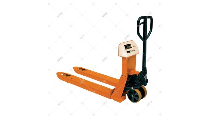 Material: MS Capacity: 2 Ton Accuracy: 0.5 kg Fork Length: 1220 mm Minimum Fork Height: 85 mm Min. W...