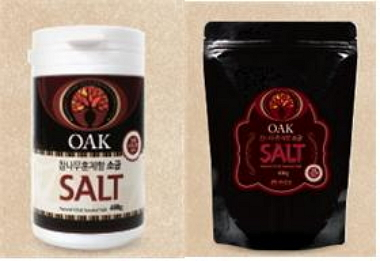 The salt is produced with smoke flavor in charcoal vinegar which is purified in compliance with the ...