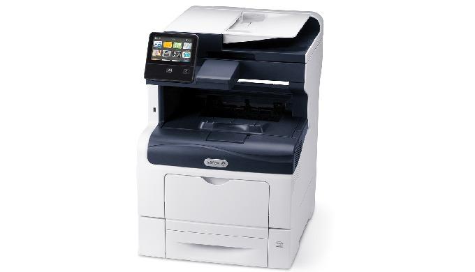 Le stampanti multifunzione e le stampanti aziendali VersaLink A4 e A3 con tecnologia Xerox ConnectKe...