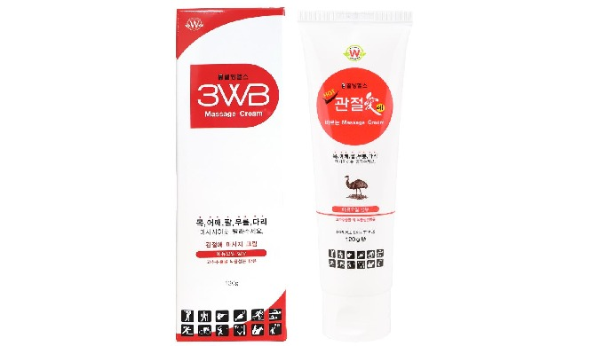 GWANJEOLAE JOINT MASSAGE CREAM