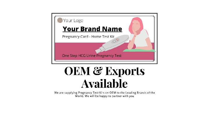 We are a leading manufacturer & supplier of Rapid Test Kits & HCG Pregnancy Cards since 1999. We als...