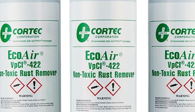 Cortec®VPCI 422 EcoAir | Pas Sökücü Sprey
