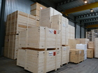 Holzverpackungen nach Mass (Kisten, Paletten, Verschläge...)