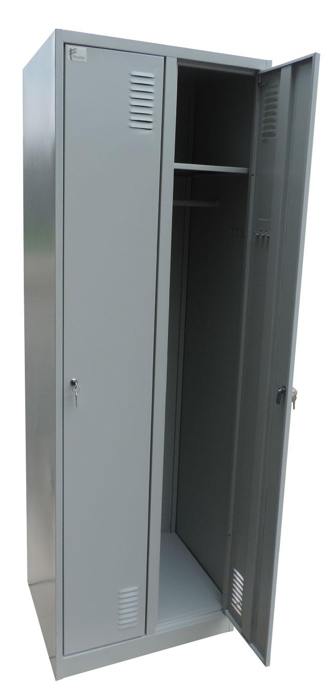 шкаф одежный для учреждений