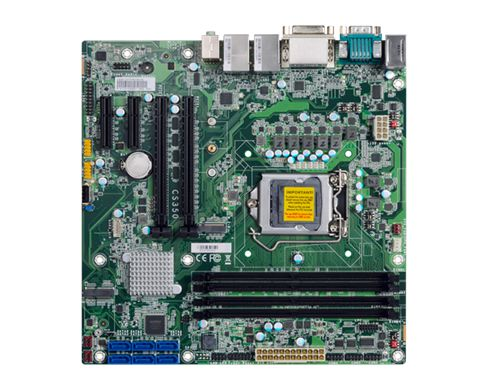 CS350-C246 | 8th Gen Intel Core | microATX | DFI