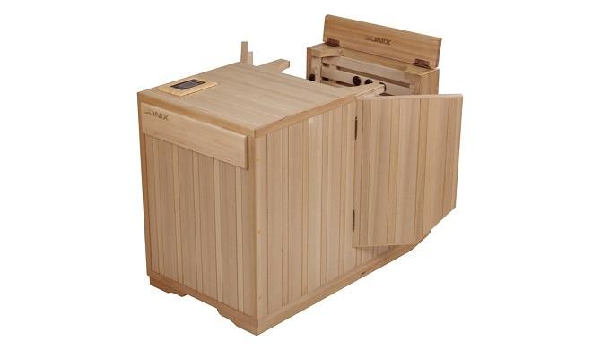 Lower Body Vibration & Far Infrared Sauna System (Model : SW-VB15)