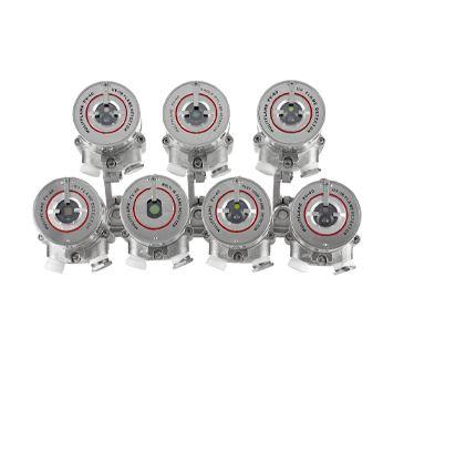 Détecteurs multi-flammes Série 40 (FV40)