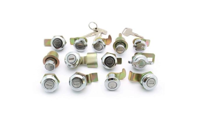 Key Cylinder for various locks CY41-A001A / CY41-A041 / CY21-A001 / DK03-C01-5 / CY11-A003 Size - Ø2...
