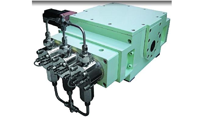 YMP Pulseless Metering Pump