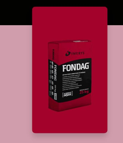 FONDAG®, béton pour conditions extrêmes