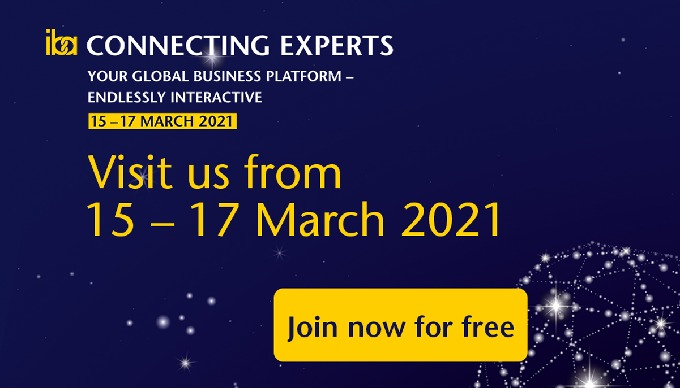 CEPI at iba.CONNECTING EXPERTS 2021