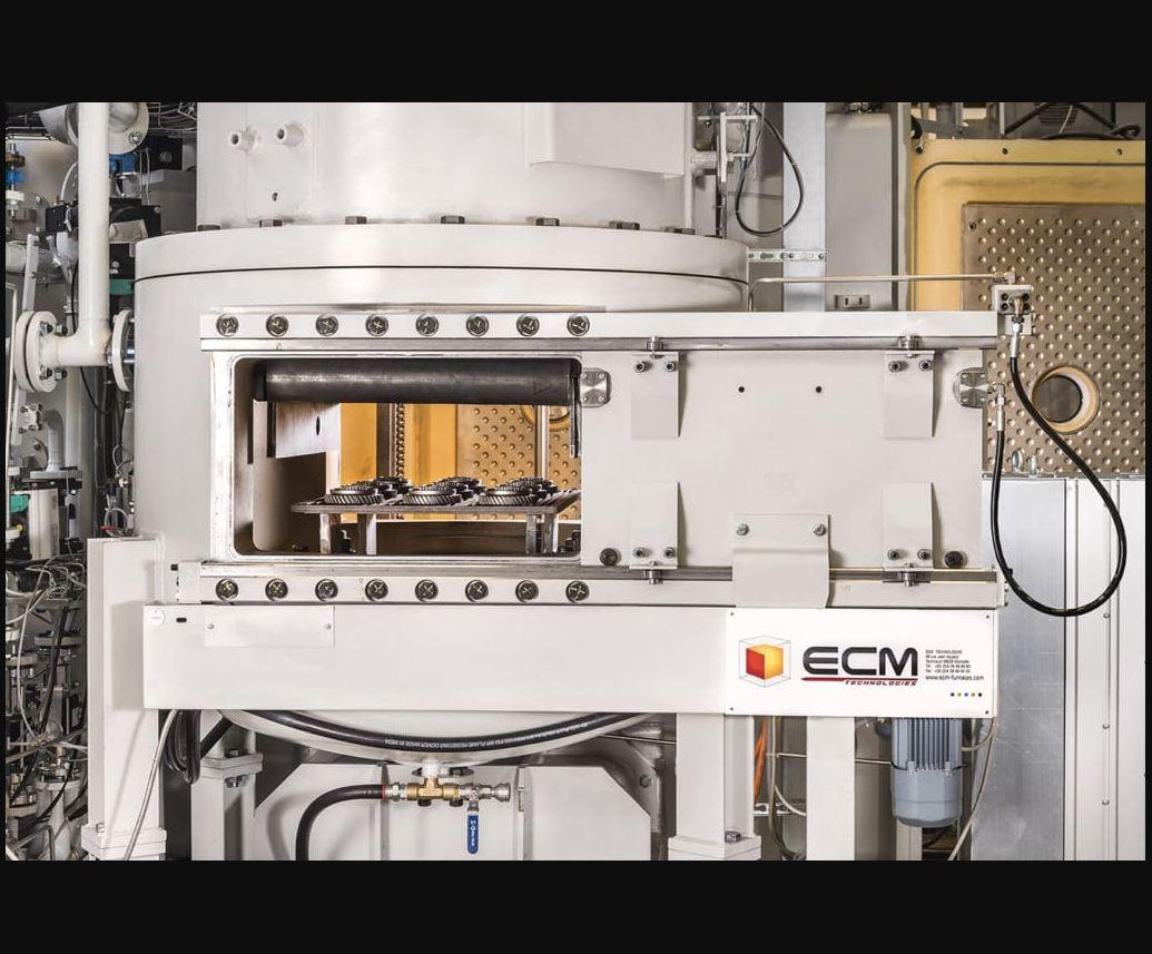 ECM Technologies, spécialiste dans la fabrication de fours industriels et leader mondial de la cémen...