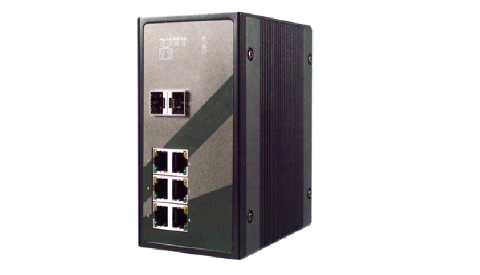 EHG9508 Series / Industrial Ethernet Switch / Industrial Managed Switch