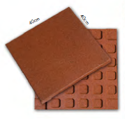 40*40 - 50*50 Safety RUBBER FLOOR TILES For Outdoor /Playgrounds, High Quality, Non-toxic, Factory Sale