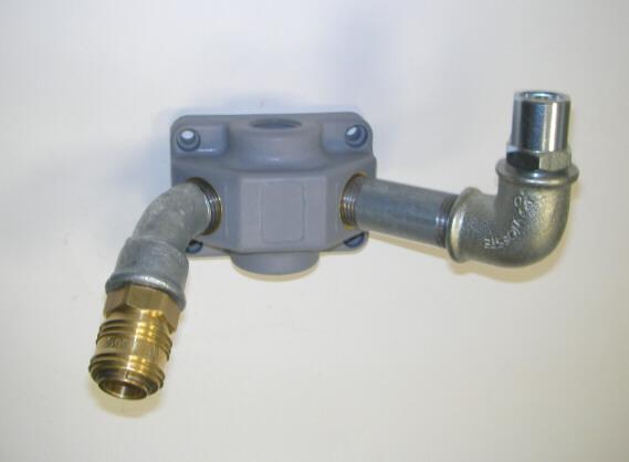 Füllanschluss Reifenfüller Typ FV 12