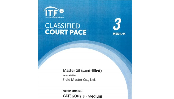 ITF Certificates (International Tennis Federation)