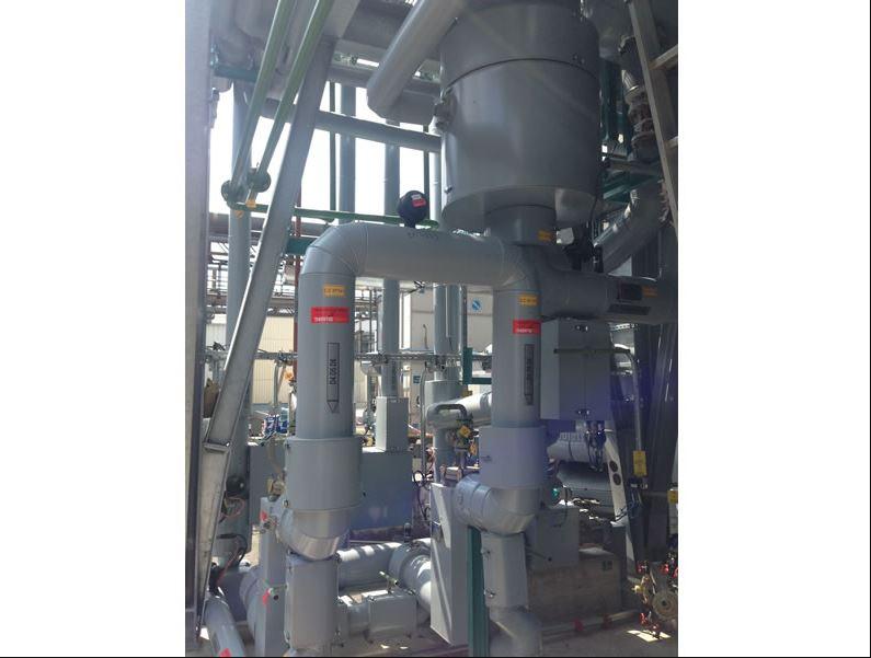 ELIT propose des interventions sur site avec ses experts en isolation Phonique de gaines, tuyauterie...