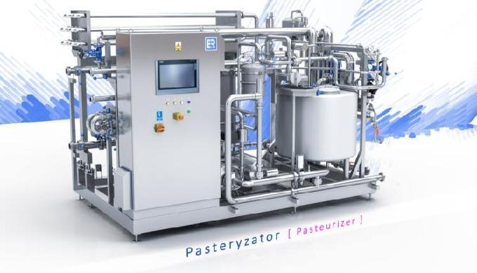Pasteryzator | Systemy pasteryzacji stosowane do pasteryzacji i sterylizacji soków i koncentratów.