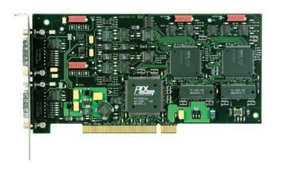 Die Auswerte-Elektronik IK 220 ist eine PC Zählerkarte für zwei Achsen. Sie wird direkt in einen fre...