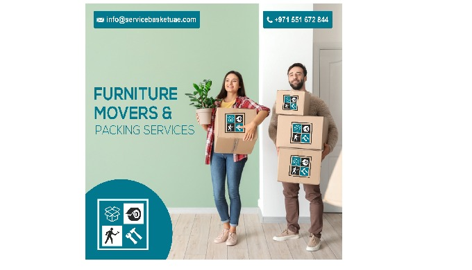 Relocation of commercial location has become pretty easier now with the Service Basket UAE service p...