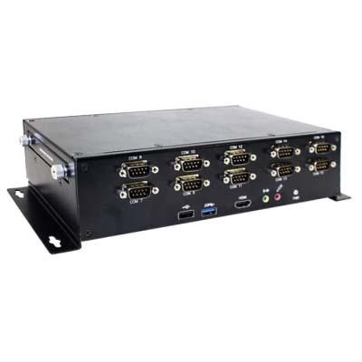 ARES-1231, Intel® Celeron® Processor N2930, 16 ports série