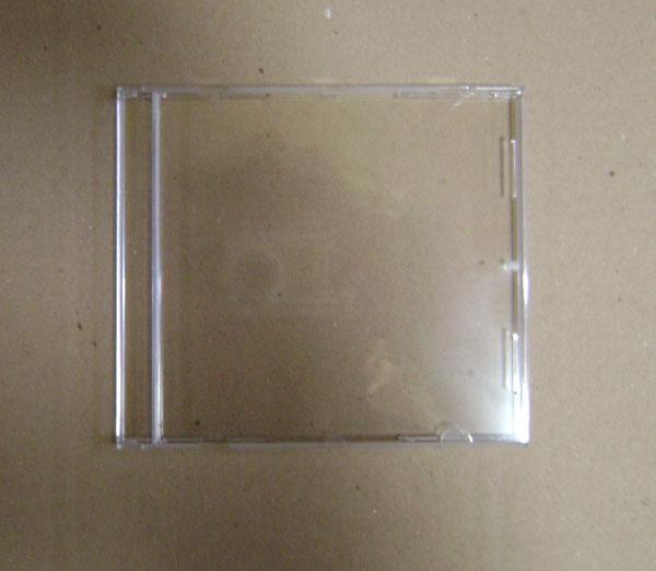 Utilisation en médiathèque,magasin ou bureau pour la protection de vos CDMatière plastique rigide st...