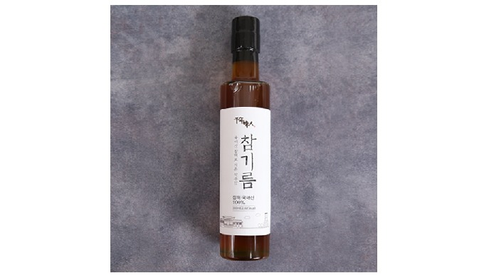 Premium Korean Sesame Oil