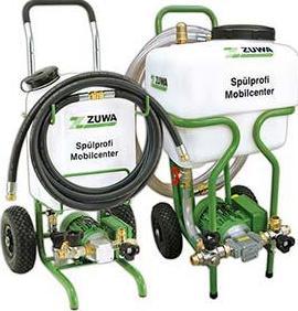 Le système Flush Pro est doté d'une pompe puissante permettant de transporter une grande quantité de...