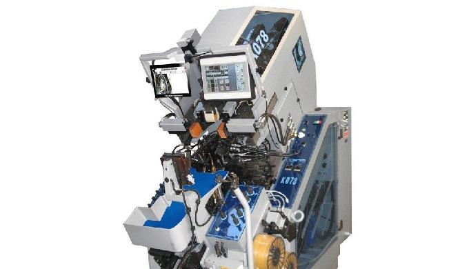 Toe lasting machines CERIM K078
