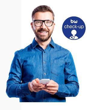 Avec BEWELLCONNECT, nous vous offrons ola possibilité d'évaluer un problème de santé à tout moment g...