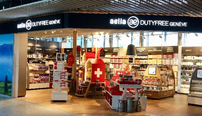 Aelia à Geneve