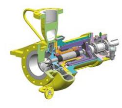Med en magnetdriven, tätningslös pump, minskar risken för utsläpp och läckage avsevärt. Eftersom pum...