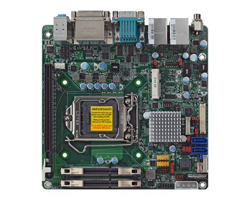 HD101-H81 | 4th Gen Intel Core | Mini-ITX | DFI