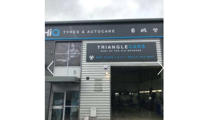 Car Tyres, MOTs, Car Services, Vehicle Repair, Van Tyres