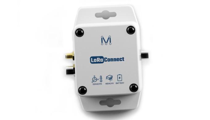 LoRaConnect ist Teil der xConnect-Produktlinie. Das Gerät ist ein Microcomputer, welcher Sensoren ve...