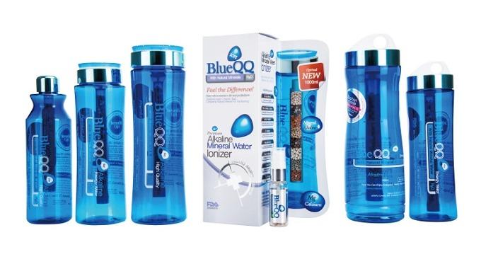 Premium Alkaline Mineral Water Ionizer (Blue QQ)